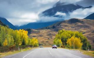 Take a driving holiday in New Zealand