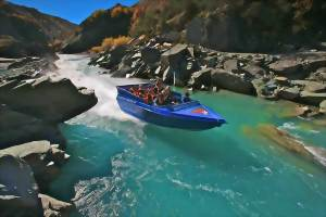 Skippers Canyon Jet, Queenstown, New Zealand