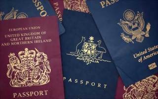 Passports and visas for New Zealand
