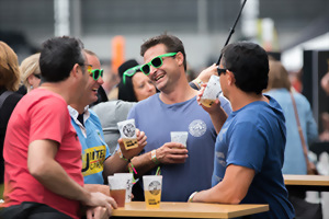 New Zealand wine, food and beer festivals