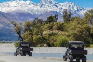 Take an off road adventure in Glenorchy with Delta Discovery