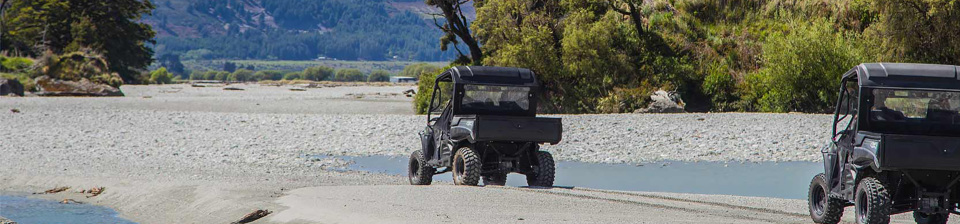 Glenorchy 4WD Experience