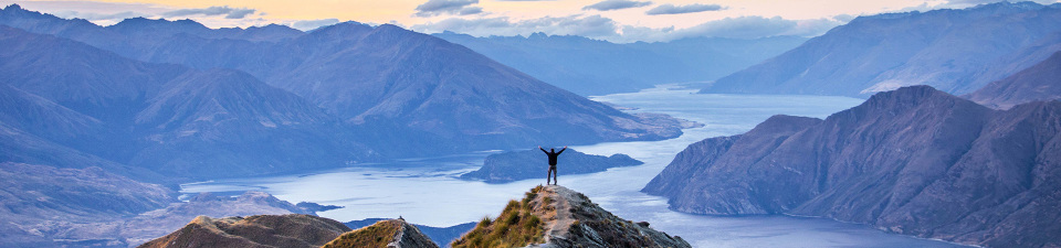 Rob Roy Hike, Wanaka Adventure