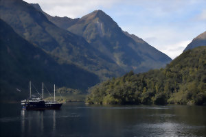 Doubtful Sound, Fiordland National Park, New Zealand