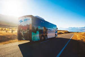 Coach Tours, New Zealand