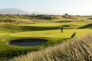 Paraparaumu Beach Golf Club, Wellington, New Zealand