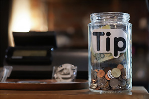 Tipping information for New Zealand
