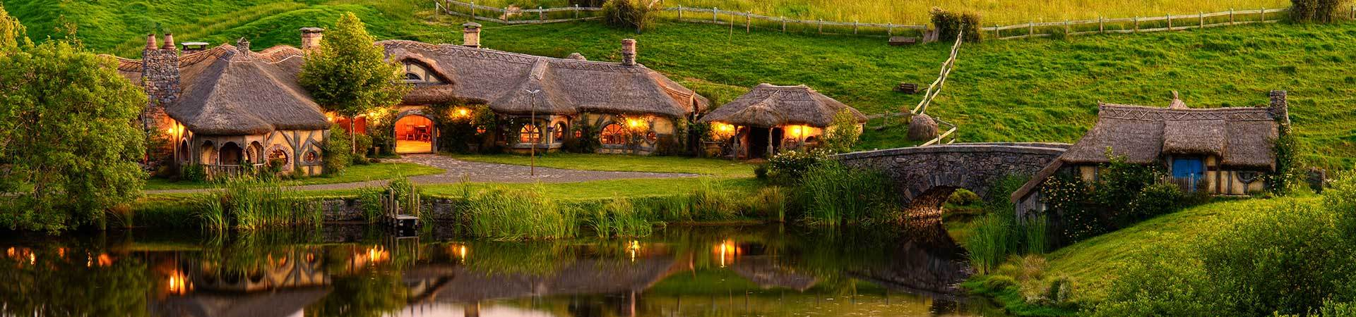 Visit Lord of the Rings locations, New Zealand