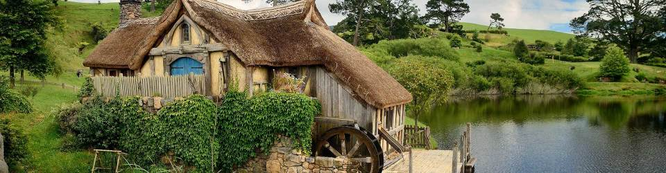 Hobbiton, Lord of the Rings Film sets