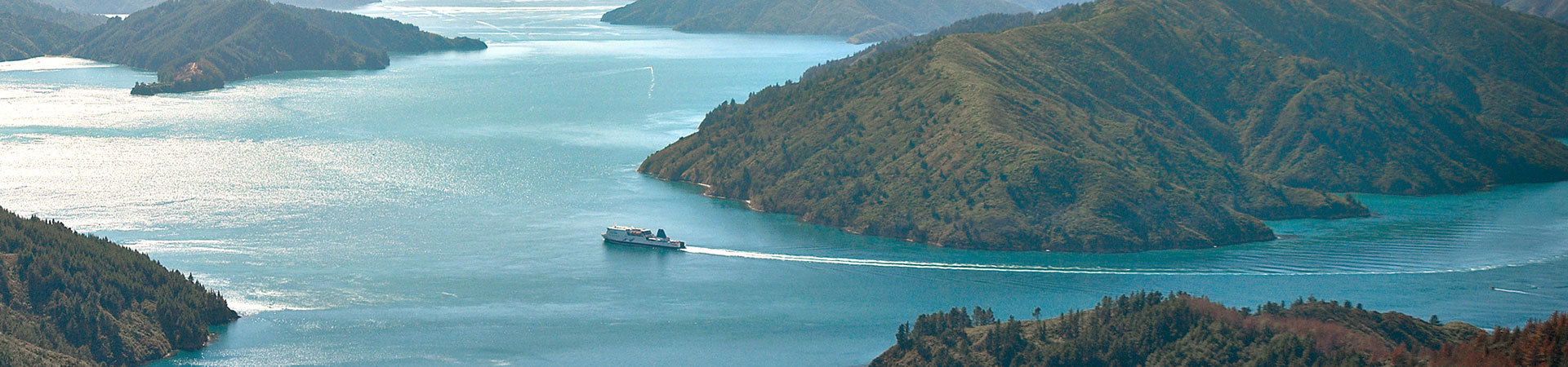 Interislander Cook Strait NZ