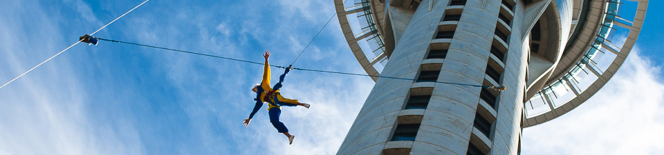 Freefall Auckland