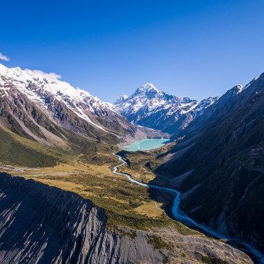 New Zealand South Island tours