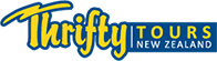 Thrifty Tours - great range of New Zealand bus tours