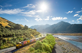 Grand Pacific Tours 17 Day Affordable Festive Season - Day 9
