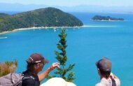 Abel Tasman 3 Day Guided Walk