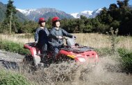 Across Country Quad Bikes