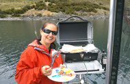 3 hour Fishing Charter with Adventure Wanaka