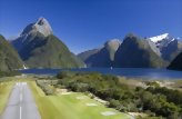 Milford Sound Grand Scenic Aeroplane Flight