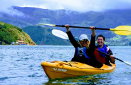 Akaroa Kayaks Crater Cruiser Safari