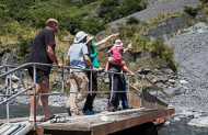 Geology Meets Ecology Alpine Fault Tour