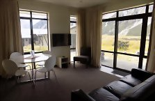 Accommodation: Aoraki Court Motel
