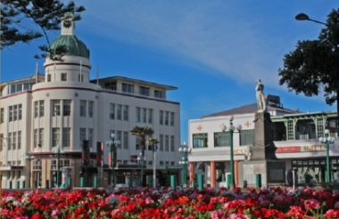 Art Deco Tour of Napier