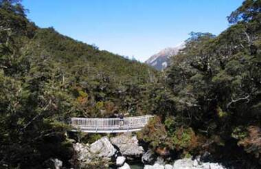 Arthurs Pass National Park