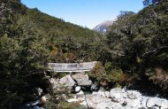 Walks in Arthurs Pass National Park