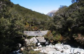 Top of the South Island Self Drive Loop - Day 9