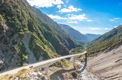 Franz Josef to Christchurch via Arthur's Pass National Park