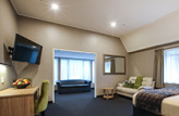 Accommodation: Ascot Park Hotel