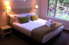 Accommodation: Aspen Court Franz Josef