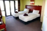 Accommodation: Quality Suites Kaikoura