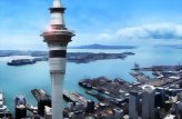 Auckland Morning Highlights Tour Including Sky Tower with GreatSights