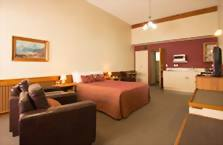 Accommodation: Balmoral Lodge Motel