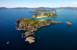 Bay of Islands and Cape Reinga Deluxe 4 day tour - day 1