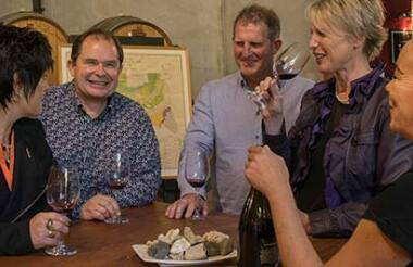 Hawkes Bay Wine Experience half day tour