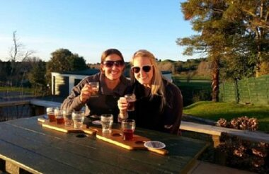 Nelson Winery and Craft Brewery Tour