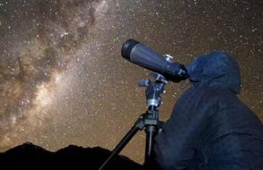 Big Sky Stargazing