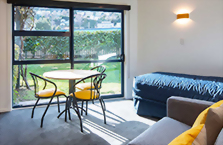 Accommodation: Blue Peaks Apartments