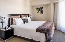 Accommodation: Bolton Hotel Wellington