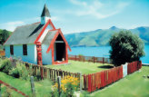 Akaroa Day Tour including Harbour Nature Cruise