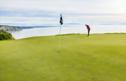 Golfing Tour of New Zealand - day 9
