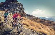 Cardrona Mountain Bike Uplift Half Day Pass