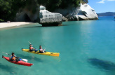 Cathedral Cove Classic Sea Kayak Tour