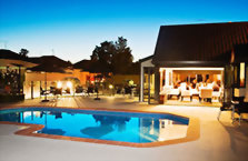 Accommodation: Chateau Marlborough
