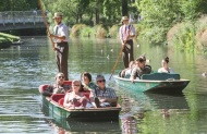 Private Punting on the Christchurch Avon River