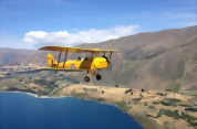 Vintage Tiger Moth Scenic Flight with Classic Flights