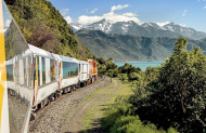 Coastal Pacific Train: Picton to Blenheim