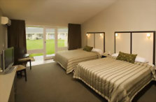 Accommodation: Copthorne Hotel & Resort Solway Park Wairarapa (or similar)